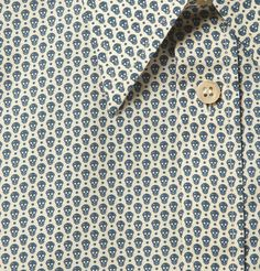 Skull Shirt #clothing #pattern #fabric #design #shirt #fashion #skull