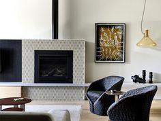 Modern Three Level Terracein Melbourne by Doherty Design Studio - InteriorZine #decor #interior #home