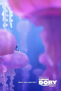 Finding Dory #movie #film #poster