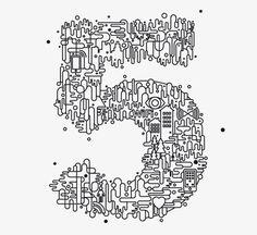 5 | Shiro to Kuro #lettering