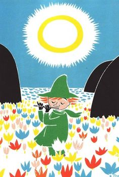 Vintage Kids' Books My Kid Loves: Who Will Comfort Toffle? #illustration #retro #drawing