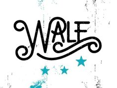 Dribbble - Wale by Dan Christofferson #tyoe #wale #texture