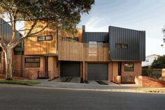 Alphington Townhouses by Green Sheep Collective 1