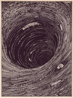 Harry Clarke, Illustrations for E. A. Poe - 50 Watts #harry #clarke #poe