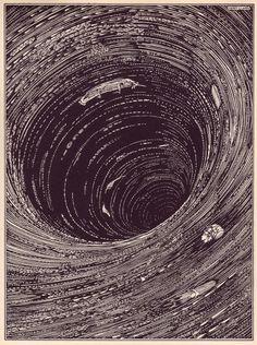 Harry Clarke, Illustrations for E. A. Poe - 50 Watts #poe #harry clarke