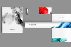 Greatness on Behance
