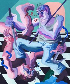 Sam D'Orazio | PICDIT #painting #art