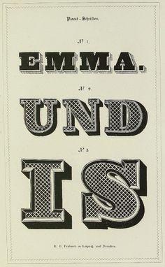 Guide graphique de l'imprimeur en 1848 | La boite verte