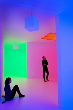 RETAIL DESIGN BR » Light Show – Hayward Gallery #light #art