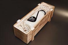 www.svengabriel.com #packaging #wood #milk #bottle