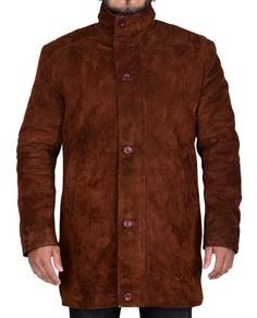 Robert Taylor Longmire Sheriff Walt Suede Coat