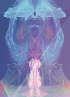 Jellyfish #jellyfishes #inthesea #melidea #wwwmelideastudiocom