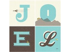 Dribbble - Joel by Dustin Wallace #type #wallace #dustin