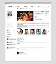 Assimbli #design #web #interactive