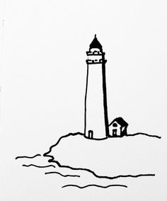 All sizes | lighthouse | Flickr - Photo Sharing! #illustration #lighthouse