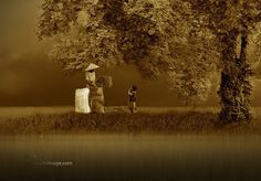 Fine Art Photography by Idrus Arsyad #inspiration #photography #art #fine