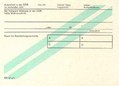 Present&Correct #form #stationary #retro #vintage #letterhead
