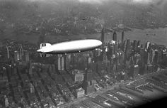 75 Years Since The Hindenburg Disaster - In Focus - The Atlantic #zeppelin #manhattan #hindenburg