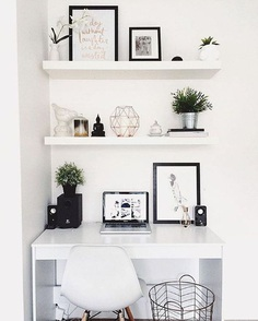 c665eb78ac80c70037bf61af271cffc4--desk-with-shelves-hanging-shelves.jpg (736×919)
