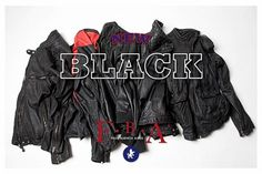 Felix Accesorios FW11, POGO | art & design boutique #jacket #rock #leather #black