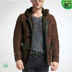 Mens Sheepskin Jacket CW877398 #sheepskin #mens #jacket