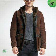 Mens Sheepskin Jacket CW877398