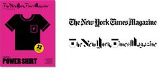 New York Times Magazine image 2 #fonts #times #gothic #york #new