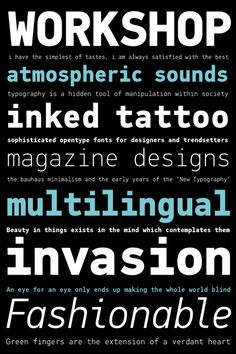PF DIN Mono on Behance #fonts #design #foundry #type #parachute #typography