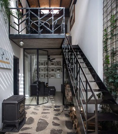 Spiral Suite Family Home in Tel Aviv, Anat Gay Architects 2