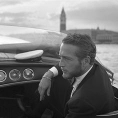 Paul Newman, 1963 #portraiture #photography #newman #paul