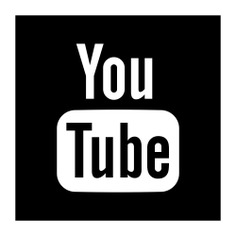 See more icon inspiration related to youtube, social media, social network, streaming, logo, video player, logos and logotype on Flaticon.