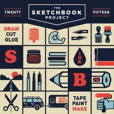 Print Exchange 2014 Deadline is Approaching! #icon #sketchbookproject