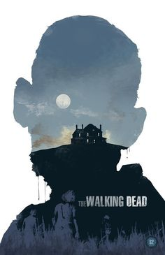 The walking dead #walking #zombie #dead #poster