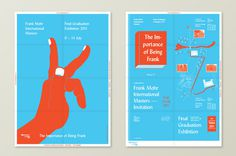Graduation Exhibition 2011 Andries Reitsma – Graphic & Interaction Design
