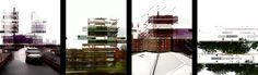 Cityscan : Quayola #composite #city #scan #photograph