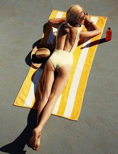 Merde! - Fashion photography (Ashley Smith: In the Swim -... #fashion