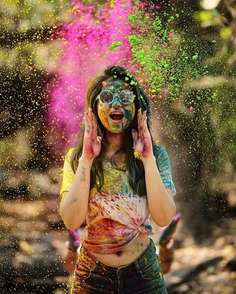 Holi Inspired Pre-Wedding Shoot Ideas- Celebrate Your Love with Colors!Type a message