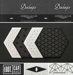 Cornelia & Co. The Dieline #badge #identity