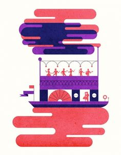 grain edit · Parko Polo #illustration