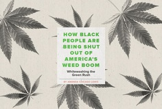 America's Whites-Only Weed Boom
