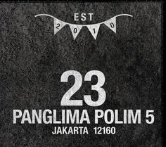 PANGPOL 23 #logo #identity #pangpol #23