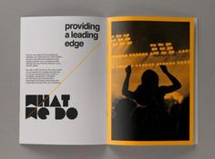 Promotional Booklet Designs - Reverb