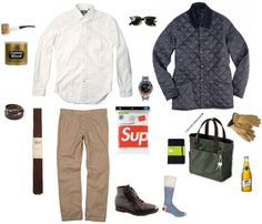 http://thepursuitaesthetic.com/wp content/uploads/2010/09/the_standard_edition.jpg #fashion #mens #clothing