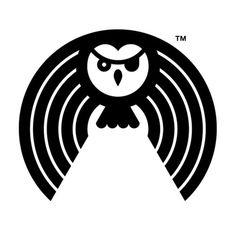 owltwitter.png (500×500) #owl #davis #bird #logo #brock