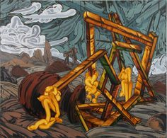 Nathan Redwood « PICDIT #art #painting