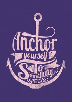 Anchor to something special by Tshirt-Factory