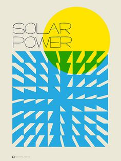 SOLAR HI on Flickr - Photo Sharing! #graphics #colour