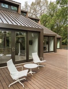 Renovation of a Private Residence on a Wooded Site Near Iowa City, Iowa 16
