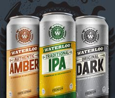 lovely package waterloo brewing co 1 #beer #beverage