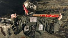 Post-Apocalyptic Girl Gangs by Bryn DC